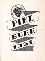 Page 7, 1951 Edition, Mead High School - Pine Burr Yearbook (Spokane, WA) online yearbook collection