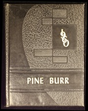 1960 Edition, Mead High School - Pine Burr Yearbook (Spokane, WA)