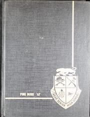 1967 Edition, Mead High School - Pine Burr Yearbook (Spokane, WA)