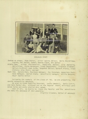 Page 13, 1941 Edition, Battle Ground High School - Bengal Yearbook (Battle Ground, WA) online yearbook collection