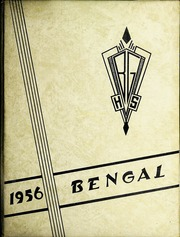 1956 Edition, Battle Ground High School - Bengal Yearbook (Battle Ground, WA)