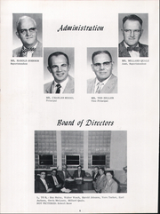 Page 10, 1959 Edition, Battle Ground High School - Bengal Yearbook (Battle Ground, WA) online yearbook collection