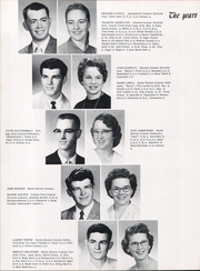 Page 16, 1959 Edition, Battle Ground High School - Bengal Yearbook (Battle Ground, WA) online yearbook collection