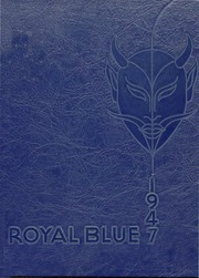 1947 Edition, Walla Walla High School - Royal Blue Yearbook (Walla Walla, WA)