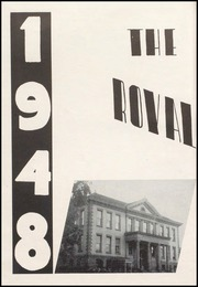 Page 6, 1948 Edition, Walla Walla High School - Royal Blue Yearbook (Walla Walla, WA) online yearbook collection