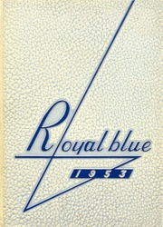 Page 1, 1953 Edition, Walla Walla High School - Royal Blue Yearbook (Walla Walla, WA) online yearbook collection