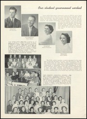 Page 16, 1953 Edition, Walla Walla High School - Royal Blue Yearbook (Walla Walla, WA) online yearbook collection