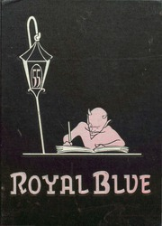 Page 1, 1955 Edition, Walla Walla High School - Royal Blue Yearbook (Walla Walla, WA) online yearbook collection