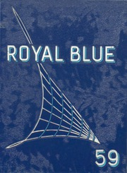 1959 Edition, Walla Walla High School - Royal Blue Yearbook (Walla Walla, WA)