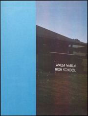Page 3, 1975 Edition, Walla Walla High School - Royal Blue Yearbook (Walla Walla, WA) online yearbook collection