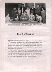 Page 16, 1946 Edition, Burlington Edison High School - Tinas Coma Yearbook (Burlington, WA) online yearbook collection