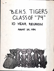 Page 3, 1974 Edition, Burlington Edison High School - Tinas Coma Yearbook (Burlington, WA) online yearbook collection