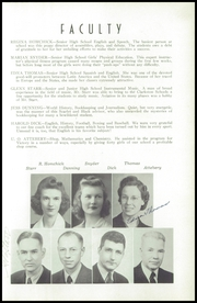 Page 17, 1943 Edition, Charles Francis Adams High School - Bantam Yearbook (Clarkston, WA) online yearbook collection