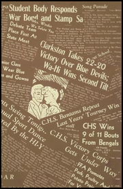 Page 3, 1943 Edition, Charles Francis Adams High School - Bantam Yearbook (Clarkston, WA) online yearbook collection