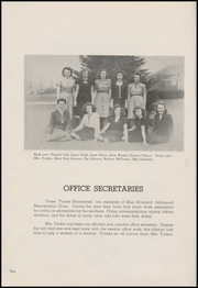 Page 14, 1946 Edition, Charles Francis Adams High School - Bantam Yearbook (Clarkston, WA) online yearbook collection