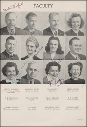 Page 17, 1946 Edition, Charles Francis Adams High School - Bantam Yearbook (Clarkston, WA) online yearbook collection