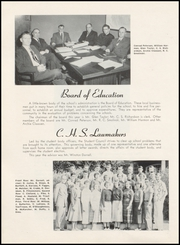Page 16, 1954 Edition, Charles Francis Adams High School - Bantam Yearbook (Clarkston, WA) online yearbook collection