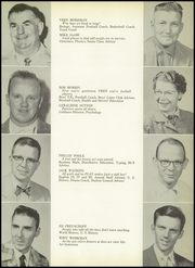 Page 17, 1957 Edition, Charles Francis Adams High School - Bantam Yearbook (Clarkston, WA) online yearbook collection