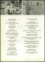 Page 92, 1958 Edition, Charles Francis Adams High School - Bantam Yearbook (Clarkston, WA) online yearbook collection