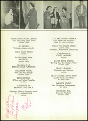 Page 96, 1958 Edition, Charles Francis Adams High School - Bantam Yearbook (Clarkston, WA) online yearbook collection