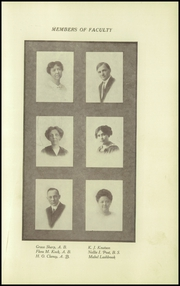 Page 11, 1915 Edition, Centralia High School - Skookum Wa Wa Yearbook (Centralia, WA) online yearbook collection