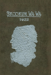 Page 1, 1922 Edition, Centralia High School - Skookum Wa Wa Yearbook (Centralia, WA) online yearbook collection