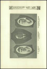 Page 12, 1922 Edition, Centralia High School - Skookum Wa Wa Yearbook (Centralia, WA) online yearbook collection