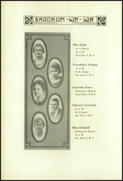 Page 16, 1922 Edition, Centralia High School - Skookum Wa Wa Yearbook (Centralia, WA) online yearbook collection
