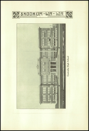 Page 7, 1922 Edition, Centralia High School - Skookum Wa Wa Yearbook (Centralia, WA) online yearbook collection
