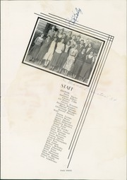 Page 7, 1932 Edition, Centralia High School - Skookum Wa Wa Yearbook (Centralia, WA) online yearbook collection