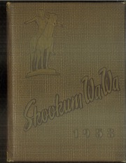 Centralia High School - Skookum Wa Wa Yearbook (Centralia, WA) online yearbook collection, 1953 Edition, Page 1