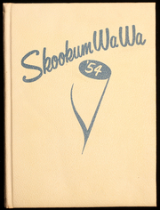 Page 1, 1954 Edition, Centralia High School - Skookum Wa Wa Yearbook (Centralia, WA) online yearbook collection