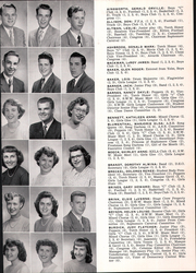 Page 7, 1954 Edition, Centralia High School - Skookum Wa Wa Yearbook (Centralia, WA) online yearbook collection