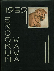 Page 1, 1959 Edition, Centralia High School - Skookum Wa Wa Yearbook (Centralia, WA) online yearbook collection