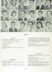 Page 15, 1959 Edition, Centralia High School - Skookum Wa Wa Yearbook (Centralia, WA) online yearbook collection
