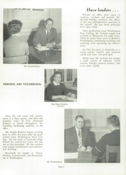 Page 8, 1959 Edition, Centralia High School - Skookum Wa Wa Yearbook (Centralia, WA) online yearbook collection