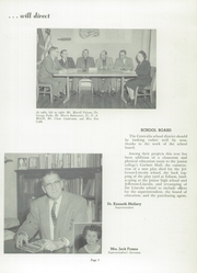 Page 9, 1959 Edition, Centralia High School - Skookum Wa Wa Yearbook (Centralia, WA) online yearbook collection