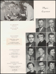 Page 15, 1956 Edition, Franklin Pierce High School - Micopacen Yearbook (Tacoma, WA) online yearbook collection
