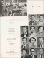 Page 17, 1956 Edition, Franklin Pierce High School - Micopacen Yearbook (Tacoma, WA) online yearbook collection