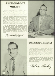 Page 12, 1958 Edition, West Valley High School - Wimoah Yearbook (Yakima, WA) online yearbook collection