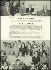 Page 14, 1958 Edition, West Valley High School - Wimoah Yearbook (Yakima, WA) online yearbook collection