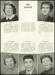 Page 8, 1958 Edition, West Valley High School - Wimoah Yearbook (Yakima, WA) online yearbook collection
