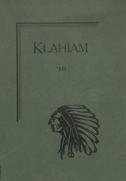 Page 1, 1919 Edition, Ellensburg High School - Klahiam Yearbook (Ellensburg, WA) online yearbook collection