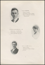 Page 12, 1919 Edition, Ellensburg High School - Klahiam Yearbook (Ellensburg, WA) online yearbook collection