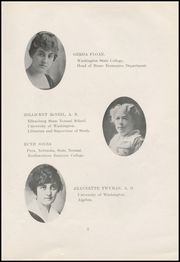 Page 13, 1919 Edition, Ellensburg High School - Klahiam Yearbook (Ellensburg, WA) online yearbook collection