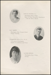 Page 14, 1919 Edition, Ellensburg High School - Klahiam Yearbook (Ellensburg, WA) online yearbook collection