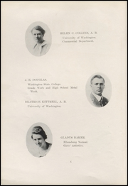 Page 16, 1919 Edition, Ellensburg High School - Klahiam Yearbook (Ellensburg, WA) online yearbook collection