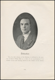 Page 9, 1919 Edition, Ellensburg High School - Klahiam Yearbook (Ellensburg, WA) online yearbook collection