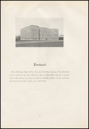Page 11, 1920 Edition, Ellensburg High School - Klahiam Yearbook (Ellensburg, WA) online yearbook collection
