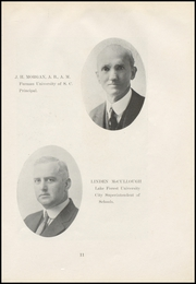 Page 13, 1920 Edition, Ellensburg High School - Klahiam Yearbook (Ellensburg, WA) online yearbook collection